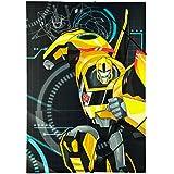 Undercover tfuv0290–Carpeta con goma A3, Transformers