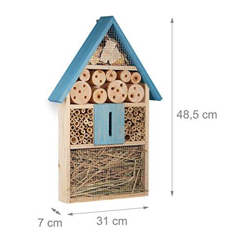 Insektenhaus Bausatz