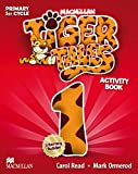 Tiger Tales Level 1 New Activity Book