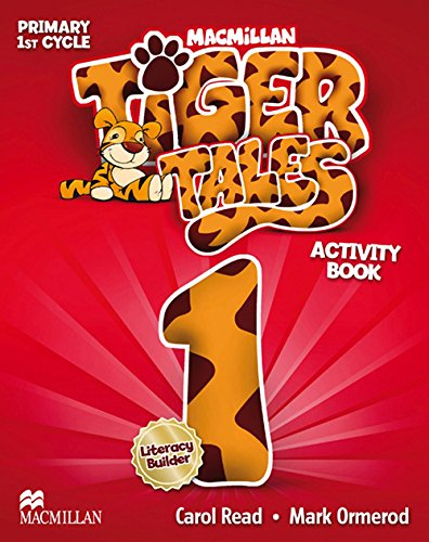 TIGER Tales Activity Book Primaria 1 - 9780230476295
