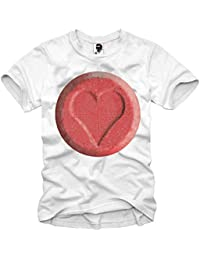E1SYNDICATE T-SHIRT XTC RED DEFQONS DANCE MDMA ECSTASY TUNE IN RAVE LOVE S-XL