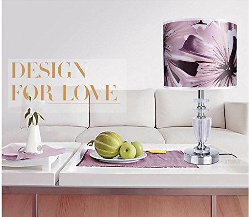 ... Das Stilvolle Und Gemütliche Schlafzimmerlampe Nachttischlampe Modernen  Minimalistischen Wohnzimmer Lampe Kristall Lampe Wohnzimmer Deko Ideen ...