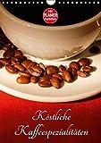 Köstliche Kaffeespezialitäten (Wandkalender 2016 DIN A4 hoch): Farbige Fotografien von Kaffeespezialitäten (Geburtstagskalender, 14 Seiten ) (CALVENDO Lifestyle)