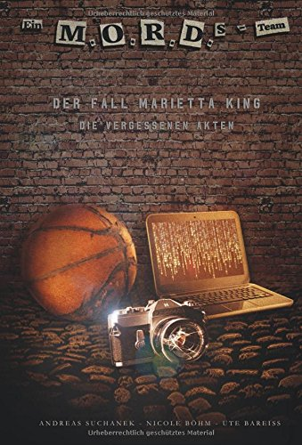 Image of Ein MORDs-Team - Der Fall Marietta King 1 - Die vergessenen Akten (Bände 1-3)