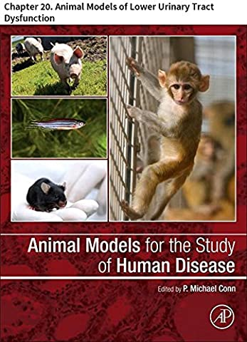 Animal Models for the Study of Human Disease: Chapter 20.
