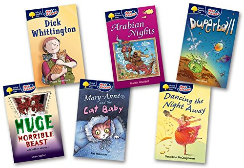 Oxford Reading Tree: All Stars: Pack 3a: Pack (6 books, 1 of each title)