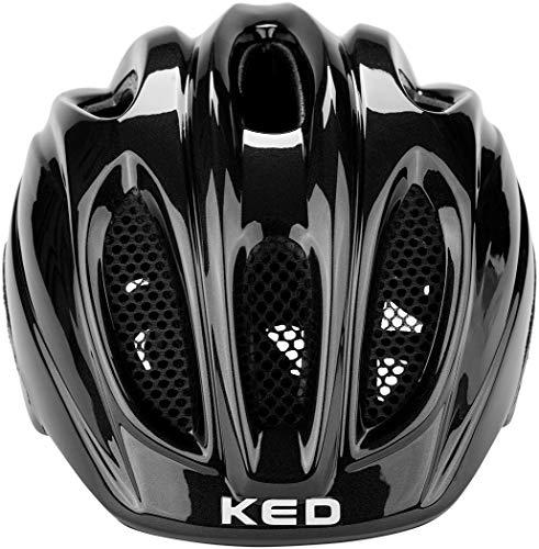 KED Meggy Helmet Kids 2019 Fahrradhelm, black, XS   44-49cm - 2