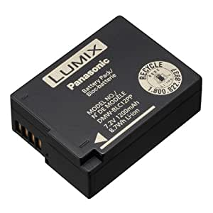 Panasonic DMW-BLC12 Lithium-Ion Battery for Panasonic Lumix
