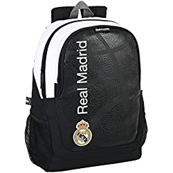 Dohe Real Madrid Mochila Escolar, 44 cm, Multicolor
