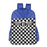 Launge Kid's Bentley Logo School Bag Backpack