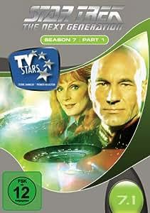 Star Trek - Next Generation - Season 7.1 (3 DVDs) [Import allemand]