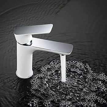 grohe eurostyle badarmatur waschtischarmatur moon white 23374ls3 baumarkt. Black Bedroom Furniture Sets. Home Design Ideas