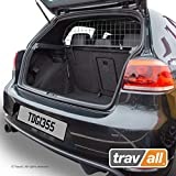 Travall® Guard Hundegitter TDG1355 – Maßgeschneidertes Trenngitter in Original Qualität - 4