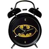 Batman - Smashed Logo Alarm Clock