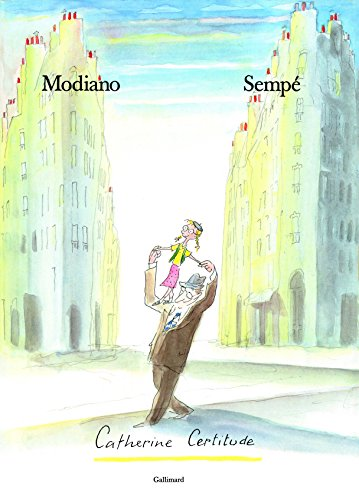Catherine Certitude par P. Modiano