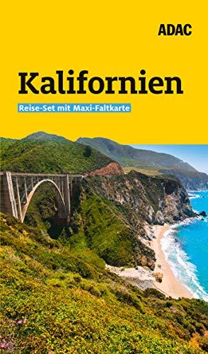 ADAC Reiseführer plus Kalifornien: mit Maxi-Faltkarte zum Herausnehmen (Palm Beach Karte)