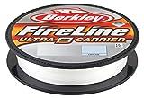 Berkley bu8flfs30-cy Fireline Ultra 8Angelschnur, Kristall, 125Yd/30lb