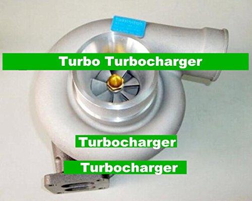 Gowe Turbo Turbolader für T88-33mm 49174Kabelzange-00890Turbo Turbolader 1,05AR T4Flansch Öl Tagebuch Bearing 97mm V Band Externe Verwendung bei PKW und Motorrädern Fahrzeug Modifikation