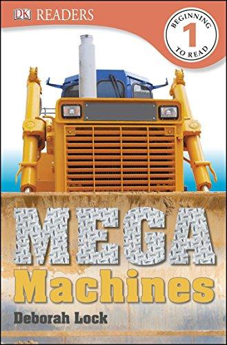 Mega Machines (DK Readers, Level 1)