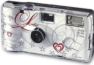 Einwegkamera Hochzeit 400 27 Aufnahmen Liebe