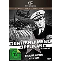 Unternehmen Pelikan - The Eternal Sea - mit Sterling Hayden (Filmjuwelen)