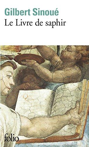 Le Livre de saphir (Folio)