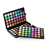 #6: Segolike Beauty 120 Shades Rainbow Color Eye Shadow Palette Makeup Cosmetic Shimmer Matte Makeup Kit New