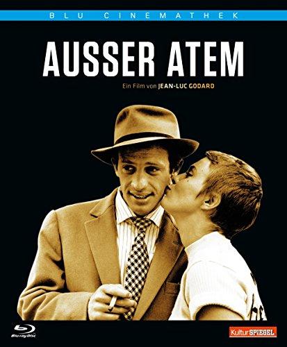 Bild von Außer Atem - Blu Cinemathek [Blu-ray]