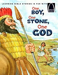 One Boy One Stone One God (Arch Books)