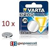 Varta VCR2025 10x Lithium Knopfzelle Einzelblister