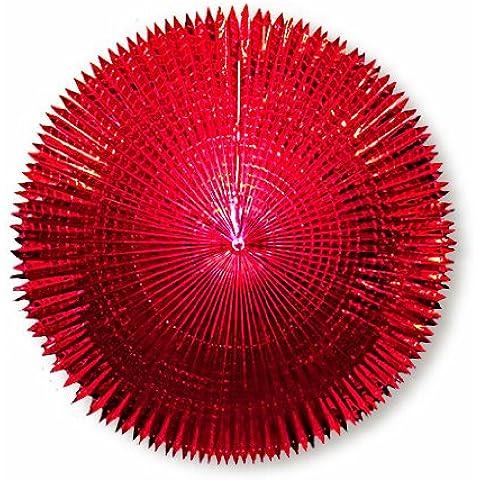 Gigantes Foil Estrella Roja 120 cm