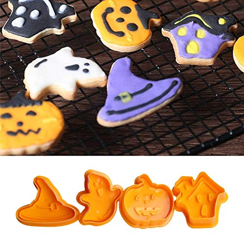 Halloween Cupcake Dekorationen Rezept - yestter Silikon Cupcake Formen Backformen Muffin