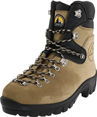 La Sportiva 44.5 M EU Natural Mens Glacier WLF Hiking Boot - Mens