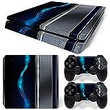46 North Design Ps4 Slim Playstation 4 Slim Pegatinas De La Consola...