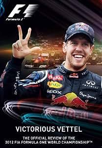 Formula One: Victorious Vettel - Season Review 2012 [DVD] [UK Import]