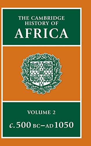 the-cambridge-history-of-africa-volume-2