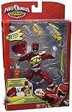 Power Rangers Dino Charge - Figura de acción Raptor Zord, Color Rojo...
