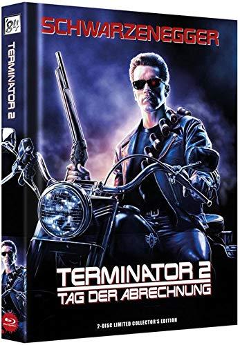 Terminator 2 - Tag der Abrechnung - Limited Collector's Edition - Mediabook (+ BR) - Wattiert [Blu-ray]