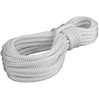Nylonseil Polyamidseil Seil 14mm 50m geflochten Polyamid Perlon Nylon Tauwerk