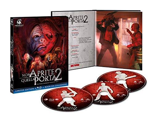 Non Aprite Quella Porta 2 (3 Blu-Ray+Booklet)