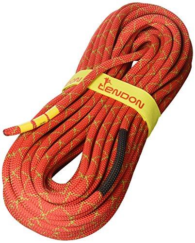 Tendon 9,8 mm Smart lite dynamisches Kletterseil rot 40 m