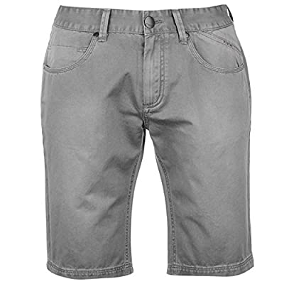 Firetrap Mens Coloured Denim Shorts Summer Casual Bottoms Cotton Short Pants