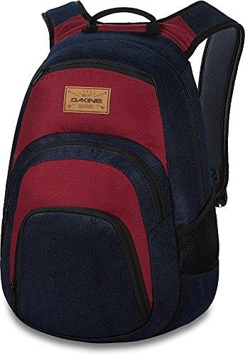 Dakine Campus 25L Rucksack, Laptop-Fach, Rücken gepolstert, Farbe: Denim