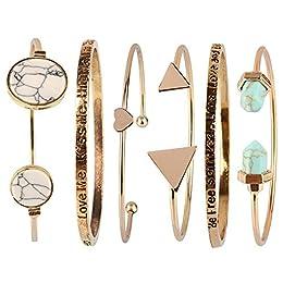 Acheter Beauty7 Kits de Bracelet Manchette Chaines Boheme... en ligne