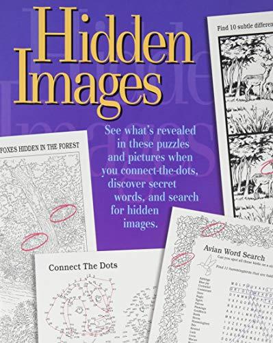 Hidden Images Activity Book