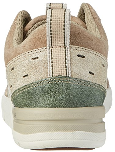 Caterpillar instance, Sneakers Basses Homme Beige (Mens Taupe)