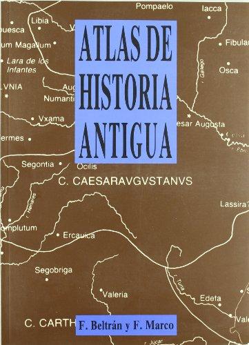 Atlas de historia antigua (2ª ed.)
