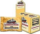 Fisherman's Friend Anis | Karton mit 24 Beuteln | Menthol und Anis Geschmack |...