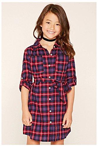 black-velvet-choker-girl-custom-fit-for-kids-6-14-years