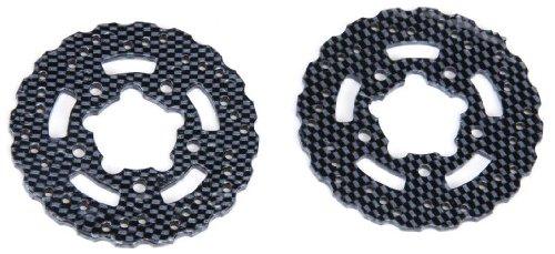 Graupner - 90190.111 - Disques De Frein Design Carbone